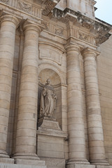 Statue on Paroisse Saint-Cannat (Scott_Nelson) Tags: marseille france provencealpesctedazur fr travel mediterranean