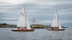 P1010580 (Terje G) Tags: trebåt woodboat båt boat risør norge norway sea sjø holidays ferie ship lumix gx8 m43 lumix14140mm panasonic sail seil sailboat seilbåt mast sailing seiling