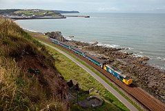 Iron Road (Richie B.) Tags: 2c41 whitehaven bransty cumbria northern trains drs direct rail services english electric british class 37 37402