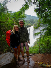Nam Tok Katamtok waterfall, Laos