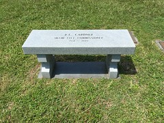 R.C. Gardner Miami City Commissioner  Woodlawn Park Cemetery Miami (Phillip Pessar) Tags: woodlawn park cemetery north miami rc gardner city commissioner