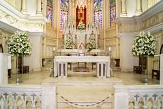 Igreja Boa Viagem  (5) (2048x1361) (Maria Viriato Decoracoes) Tags: boaviagem decorao decoraodecasamento enfeites igreja ornamentao ornamentos viriato