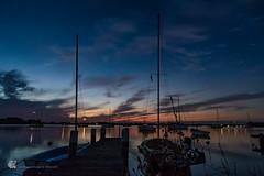 Sunset, Maasholm (gerhard.wolff2016) Tags: maasholm nacht ostsee schlei sonnenuntergang sunset wasser balticsea night water schleswigholstein deutschland de segelboot sailing boats bluesky
