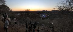 OppiKoppi 2016 (Chris Acheson Photography) Tags: southafrica oppikoppi oppikoppifestival musicfestival stage bushveld sunset sky evening panoramic panorama