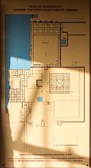 Sarkhej Roza Exhibit (1) (evan.chakroff) Tags: 1445 14451451 1451 sufi ahmedabad gujarat india mosque sarkhejroza tomb in