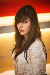 Elodie : Portrait : Nikon D600 : Nikkor 85 mm 1.8 G AFS (Benjamin Ballande) Tags: elodie portrait nikon d600 nikkor 85 mm 18 g afs