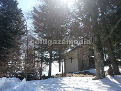20160329_125312 (coldgazemedia) Tags: switzerland ticino cardada cimetta lepontinealps alps swissalps snowmountain winter bluesky blue snow hiking mountain lakemaggiore photobank stockphoto skiresort skiing outdoor landscape scenery people children woods tree church chapel locarno