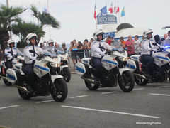 Bastille Day Celebrations - Nice France (WanderingPhotosPJB) Tags: img france nice bastilleday parade police gendarme motorbike
