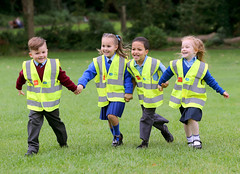 RSA BACK TO SCHOOL Campaign with ESB Networks (ESBGroup) Tags: esb networks rsa sponsorship high vis vests safety