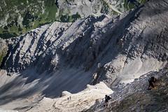 On the way to the Birkkarspitze. (Walter Verburgt) Tags: austria nature birkkar birkkarspitze mountains rockface rocks hiking walking outdoor rugged