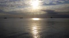Sunset @ Manila Bay (stardex) Tags: philippines sunset sea sky cloud manilabay sunlight