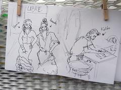 Los dibujatolrato en Arroces del mundo 19