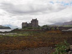 Eilean Donan Castle 1 (Jan Enthoven) Tags: scotland highlands eilean donan castle panorama vista dornie