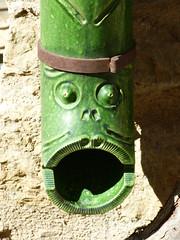 Green monster (vroniquecanut) Tags: monster monstre vert green poterie potery