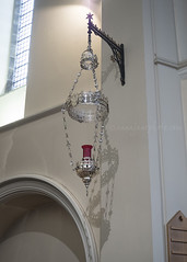 Church of St Clare (.annajane) Tags: church liverpool merseyside candle churchofstclare stclare uk england shadow