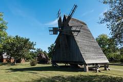 Wind Saw / Wind Sge (swissgoldeneagle) Tags: wind sverige rx100m4 sweden freilichtmuseum sindsaege scandinavia rx100 museum windsaw gotland schweden skandinavien windsge windpower bungemuseet bunge gotlandsln se