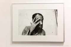 Cora Pongracz: Friedensreich Hundertwasser, Venice c. 1970 (Anita Pravits) Tags: corapongracz fotografie kunstmesse landstrase marxhalle messe neumarx sanktmarx vienna wien zeitgenssischekunst artfair contemporaryart fair internationalartfair photography viennacontemporary