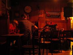 Warming Up (jleathers) Tags: ireland bass belfast accordion northernireland gaeltacht smithfield irishpub trad maddens