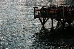 (Eltanin_) Tags: sea reflections landscape restaurant mare tables scilla riflessi ristorante calabria tavoli terrazza