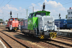 Vossloh Locomotives G6 650 108-8, Cottbus (Howard_Pulling) Tags: pictures camera station train germany deutschland photo nikon gare photos picture zug bahnhof trains german g6 bahn cottbus locomotives eastgermany vossloh nikond5100 baureihe6501081088vossloh