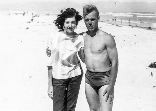 South African photographs from 1954-57