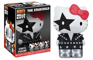 Funko - 準備迎接搖滾天團凱蒂貓!Hello Kitty × KISS