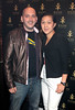 Juan Manteca and Christine Chung pictured at the opening of Wilde Bar Club and Venue in Wicklow Street,Dublin..Pic Brian McEvoy