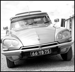 Dutch DS (R~P~M) Tags: uk greatbritain england car automobile unitedkingdom citroen ds motor