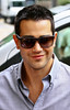Jesse Metcalfe at the ITV studios London, England