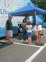 Clapp Memorial Library-Digital Bookmobile (digitalbookmobile) Tags: ohio library publiclibrary overdrive audiobooks ebooks clappmemoriallibrary digitalbookmobile cwmars