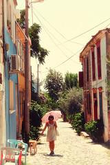 cunda adası (zeycaner) Tags: rum cunda evleri taş sokaklar
