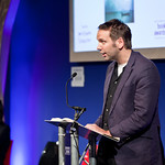 Simon Stephenson at the Scottish Mortgage Investment Trust awards
