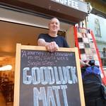 "Saying goodbye to the good folks at Denizen Cafe <a style=""margin-left:10px; font-size:0.8em;"" href=""http://www.flickr.com/photos/59134591@N00/7887699738/"" target=""_blank"">@flickr</a>"
