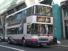 First Glasgow Volvo Olympian 31488 Glasgow 18/08/12 (David_92) Tags: volvo glasgow first alexander royale ehs olympian r145 31488 r145ehs