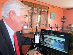 Francois Xavier Borie Chateau Grand Puy Lacoste reads The Wine Cellar Insider
