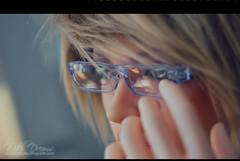 The glasses of the writer 3 (brujitadrea) Tags: blue glasses kat doll sd writer bjd dollfie vivien laurent elfdoll littlerebel