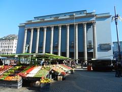 Stockholm (simo2582) Tags: trip panorama travelling reisen europe sweden stockholm sverige scandinavia blick stoccolma reise htorget konserthuset svezia hotorget