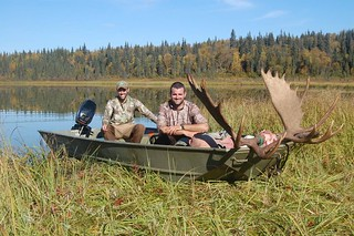 Alaska Bear Hunt and Moose Hunt - Dillingham 10