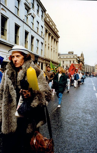 Queen Street, 1980s