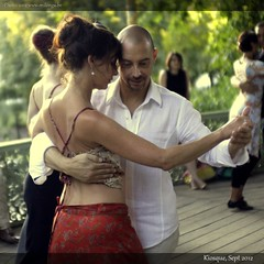 Milonga @ Kiosque, Sept 2012