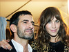 Marc Jacobs and Alexa Chung Marc Jacobs at Mercedes-Benz New York Fashion Week Spring/Summer 2013