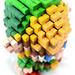 Pixel Art 3D Fimo 14