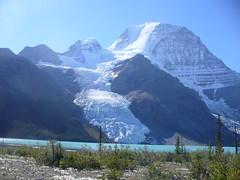 Berg Glacier and lake