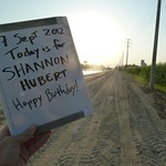 "Today is for Shannon Hubert - Happy birthday! <a style=""margin-left:10px; font-size:0.8em;"" href=""http://www.flickr.com/photos/59134591@N00/7994844420/"" target=""_blank"">@flickr</a>"