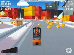 'Forklift Challenge' Offers an Insight into th...