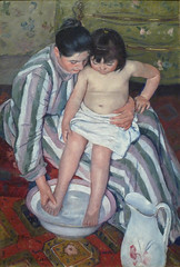 Cassatt, The Child's Bath