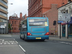 Arriva North West - 724 (Jampot2) Tags: west st north solo helens sr arriva optare