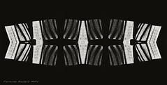 pensamiento anclado (ojoadicto) Tags: blackandwhite blancoynegro digitalmanipulation manipulaciondefotos madera wood artisticphotography fondo negro art