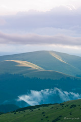 Sunrise (Danny_Little) Tags: landscape romania transalpina sunrise nature clouds