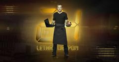 Kiefer Sutherland  6 (Li'd) Tags: kiefer sutherland lid 24 lethal weapon